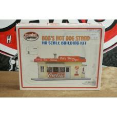 BOB'S HOT DOG STAND
