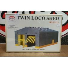 TWIN LOCO SHED