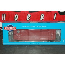 HO 50' CP HIGH CUBE WAFFLE SIDE BOX CAR 220845