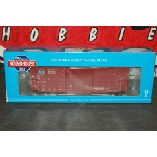 HO 50' CP HIGH CUBE WAFFLE SIDE BOX CAR 220876